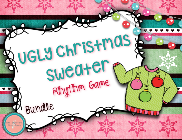 Ugly Sweater Games